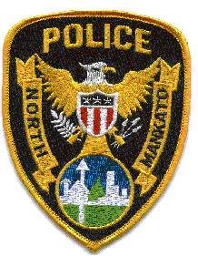 North Mankato Police Badge