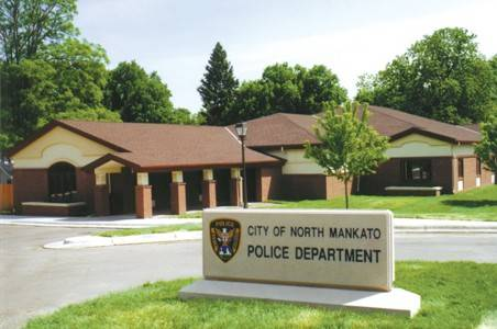 City of North Mankato Police Department Building