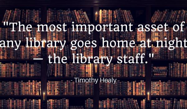 Timothy Healy quote