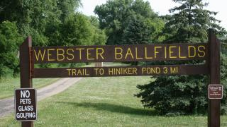Webster Ballfields