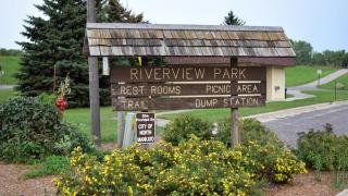 Beautiful Riverview Park